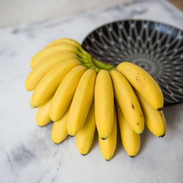 Сладкий свежий банан с доставкой по Минску
