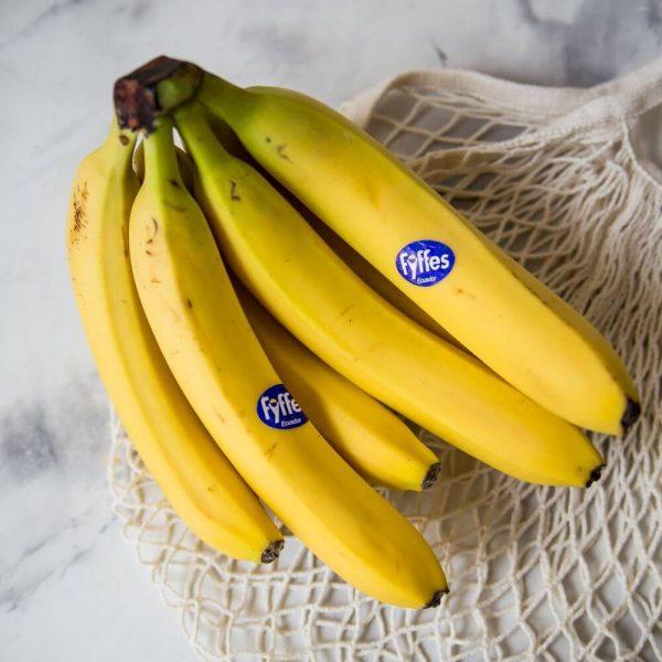Вкусный спелый банан, доставка день в день