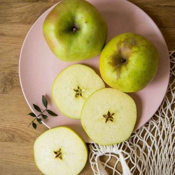 Яблоко Mutsu для вашего здоровья!