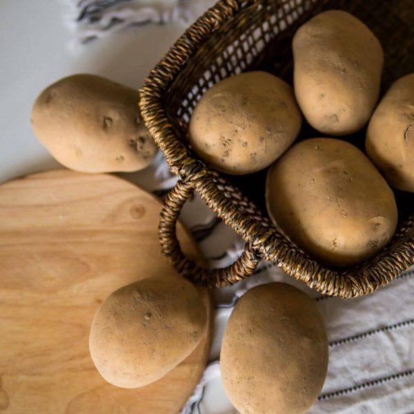 Свежий отборный картофель с доставкой