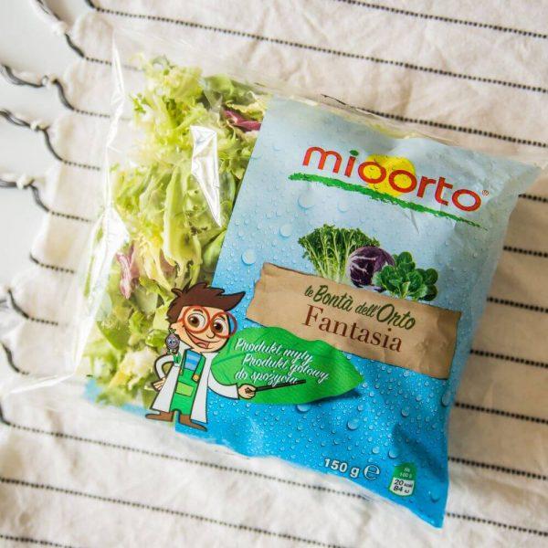 Салат Mix - быстро и полезно!
