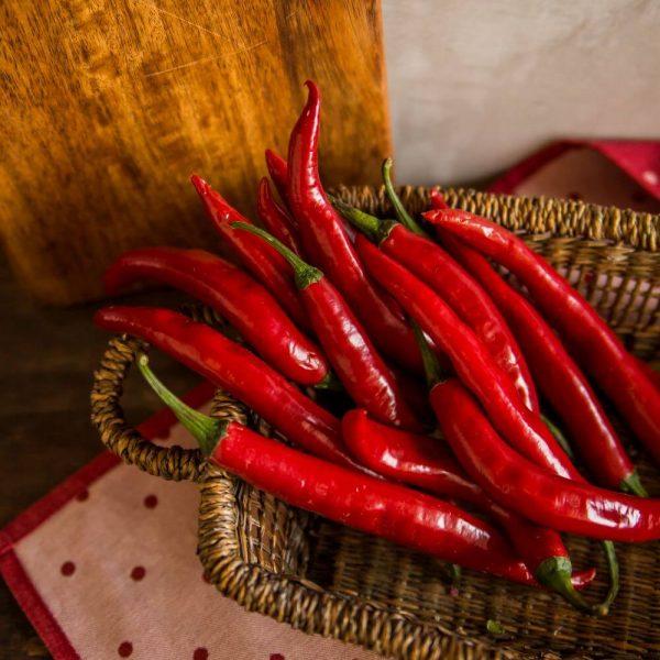Перец Чили красный - придай остроты любимым блюдам!