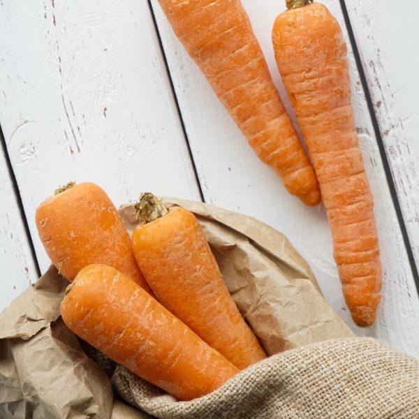 Свежая морковь с доставкой